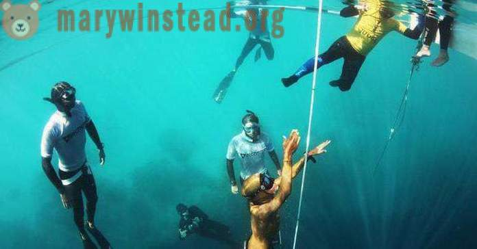 Freediving - what is it? Diving apnea