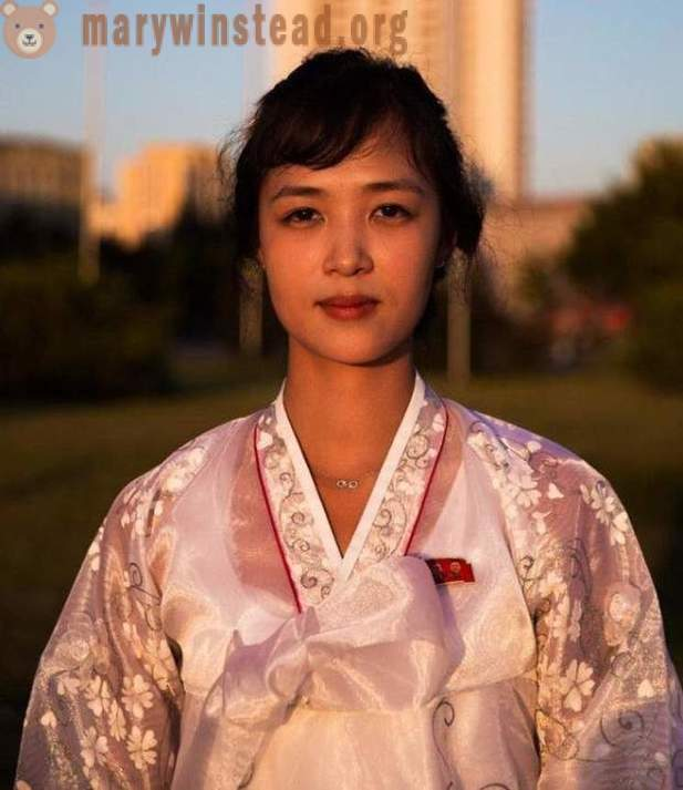 Sexy women in North Korea