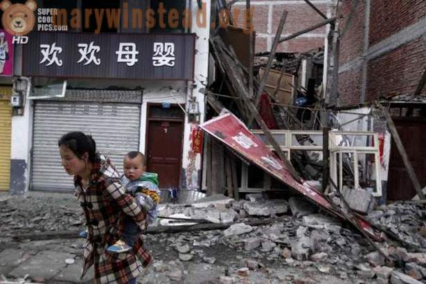 Life after the earthquake in Sichuan Province