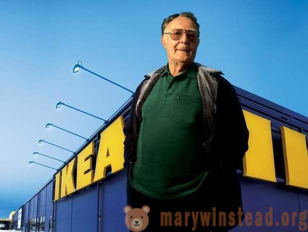 IKEA founder of business rules