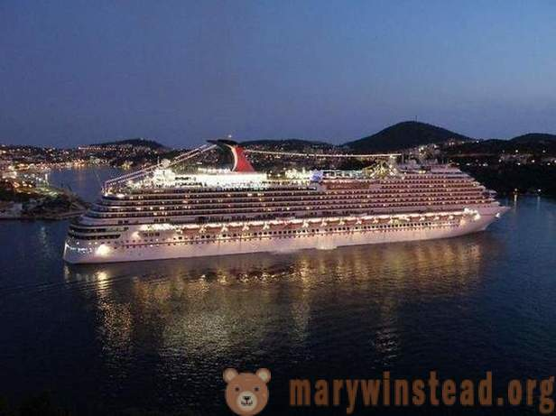 Top 10: Most large cruise ships of the world