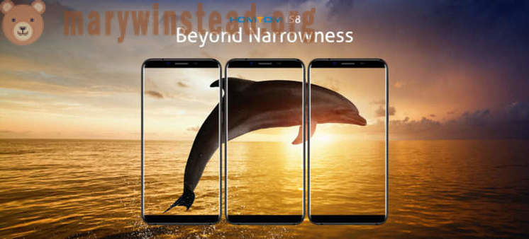HOMTOM S8 - new potential leader in the smartphone market