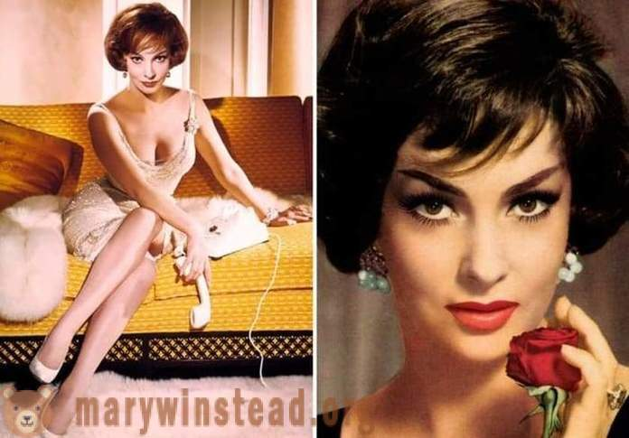 Gina Lollobrigida today marks '92