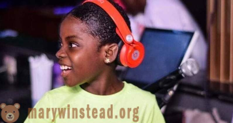 Girl from Ghana for three days became a world-famous DJ