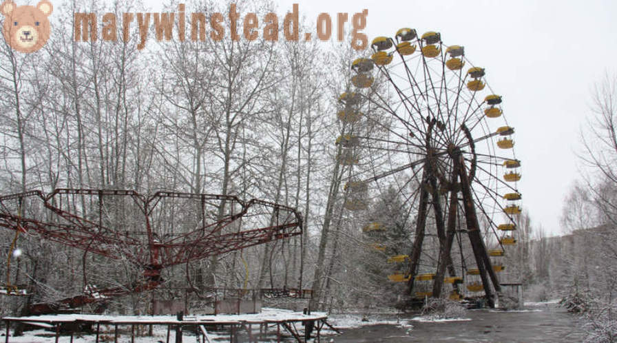5 ways to get to Chernobyl