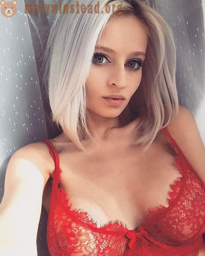 Barbie of Russia claims that its natural beauty