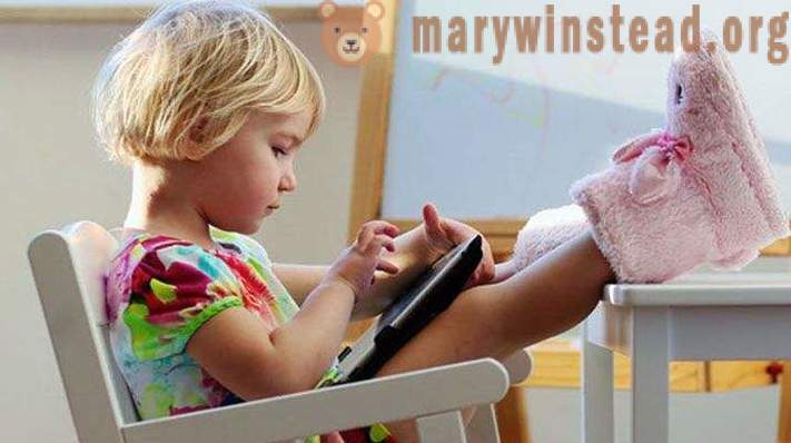 The impact of modern technology on children