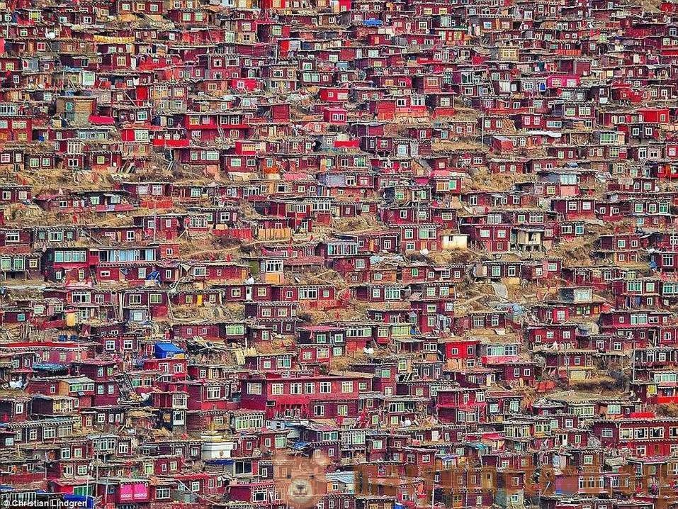 Photos of China, which are breathtaking