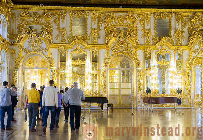 Tour of the Catherine Palace