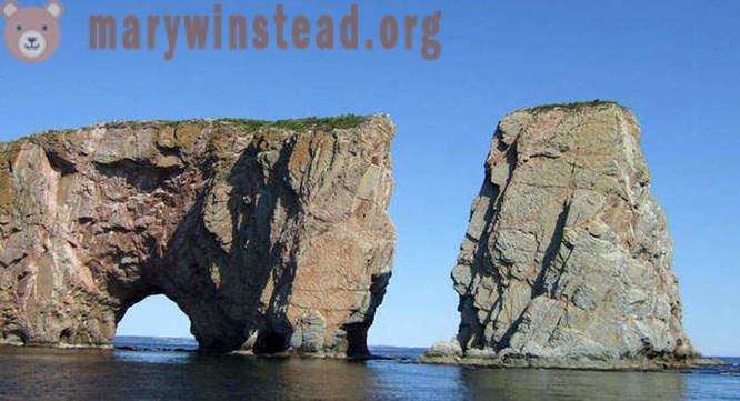 The most unusual sea cliffs in the world