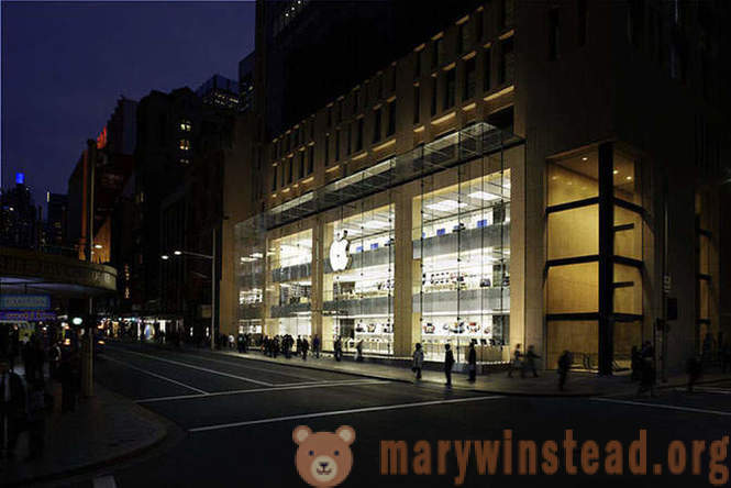 The most beautiful in the world of Apple Stores