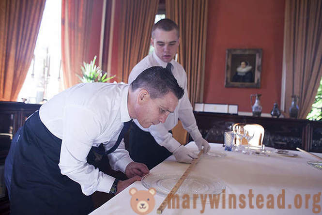How to prepare butlers in Europe