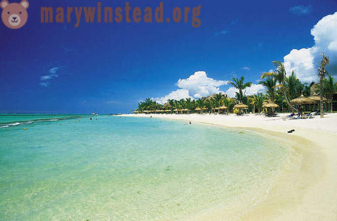GeoFresher - Sri Lanka: paradise in the middle of the ocean caressing