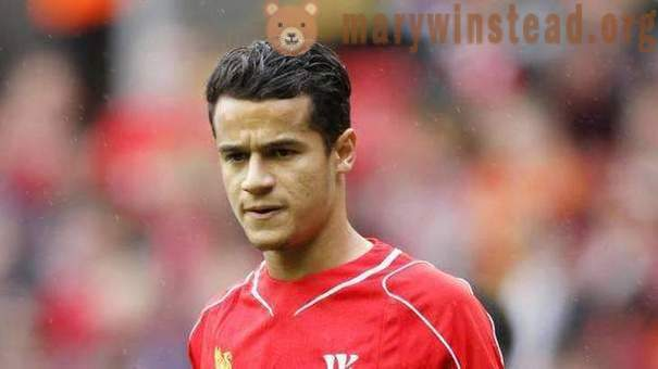 Philippe Coutinho - player of football club