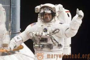Extraterrestrial way to lose weight or diet of astronauts