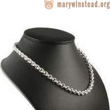 Silver chains for men or How to choose a gift for a loved one